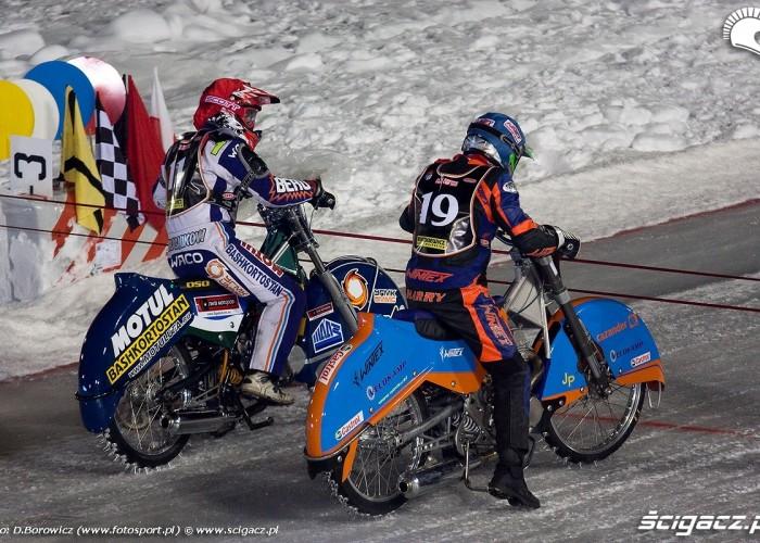 na linii startu sanok ice cup 2010 b mg 0104