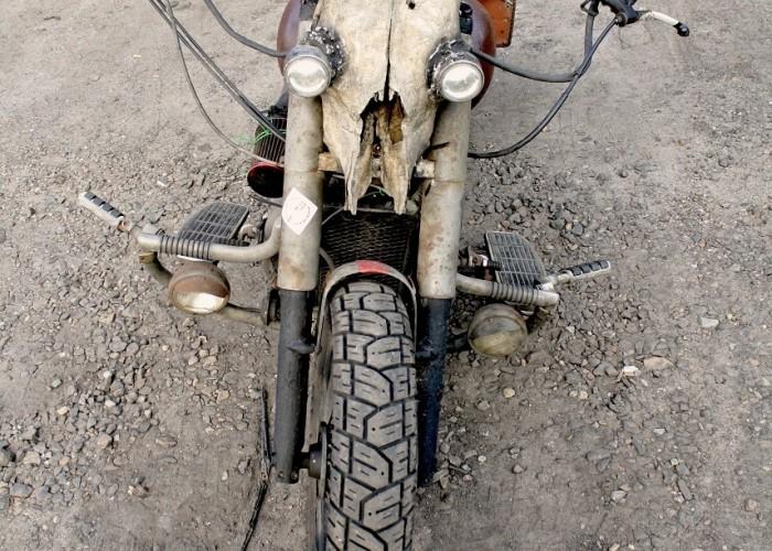 Honda Shadow Rat Bike 20