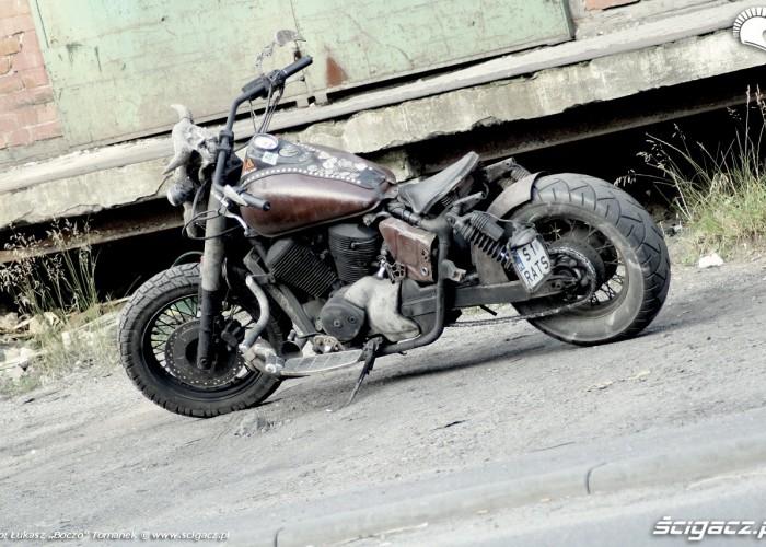 Honda Shadow Rat Bike 35