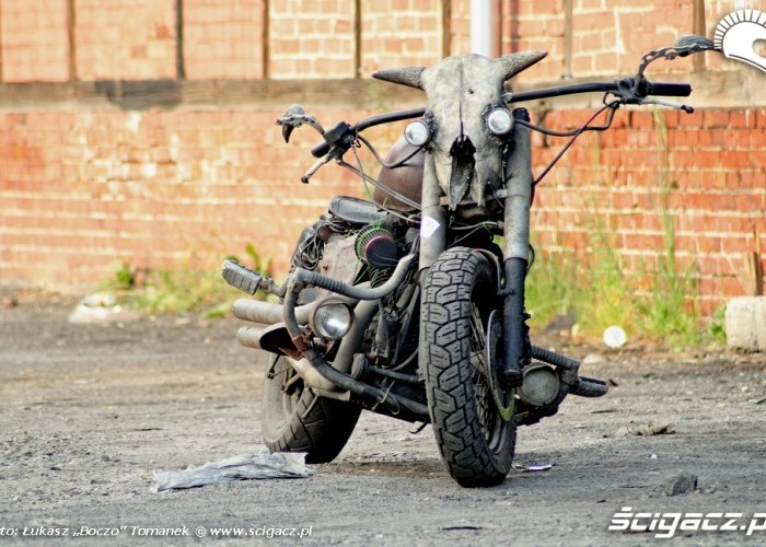Honda Shadow Rat Bike 42