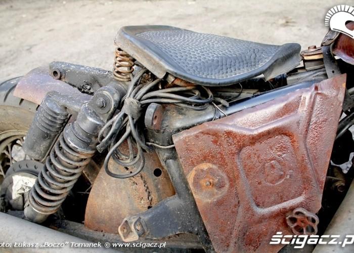 Honda Shadow Rat Bike 47