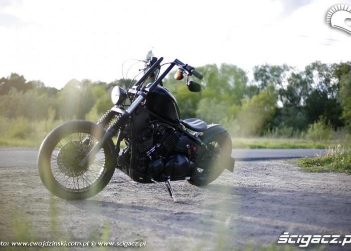 plener Yamaha XVS650