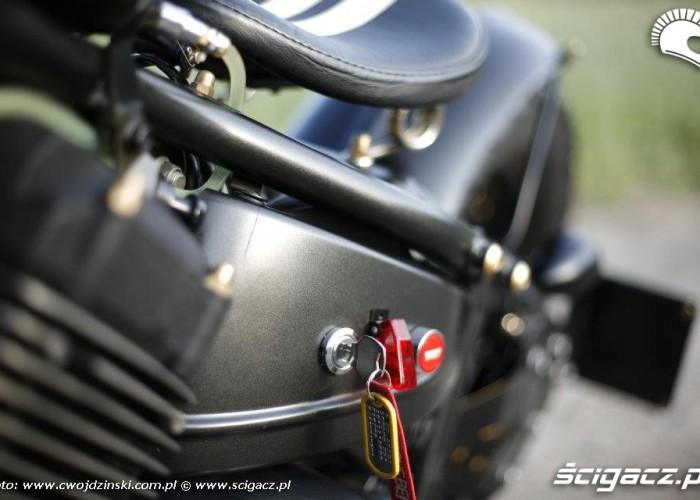 stacyjka Yamaha XVS650