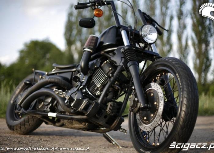 szczegoly Yamaha XVS650