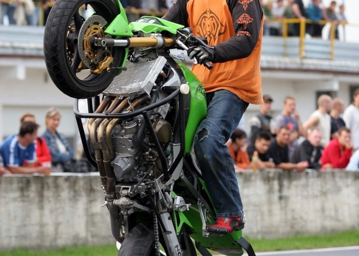 cygan wheelie