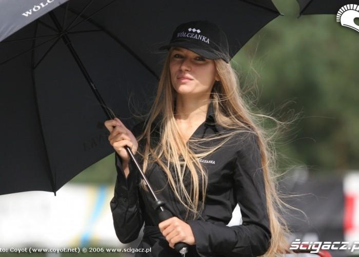 laska parasolka