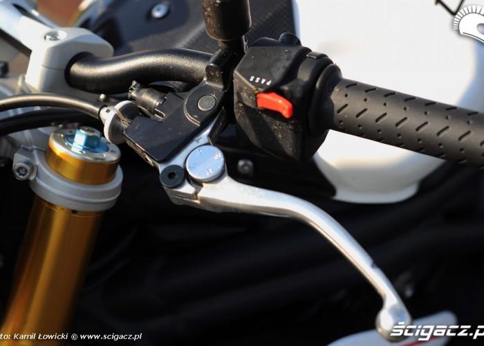 Dzwignia Sprzegla Triumph Speed Triple R