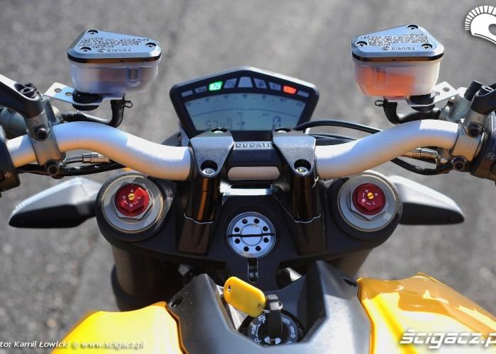 Kierownica Ducati Streetfighter 848