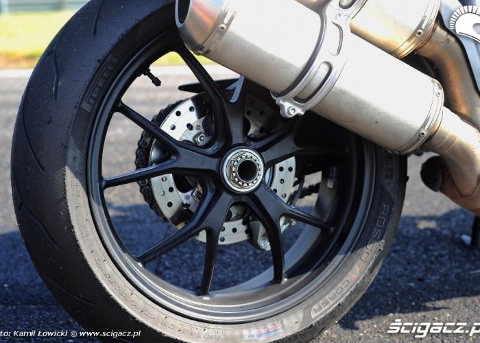 Kolo Ducati Streetfighter 848