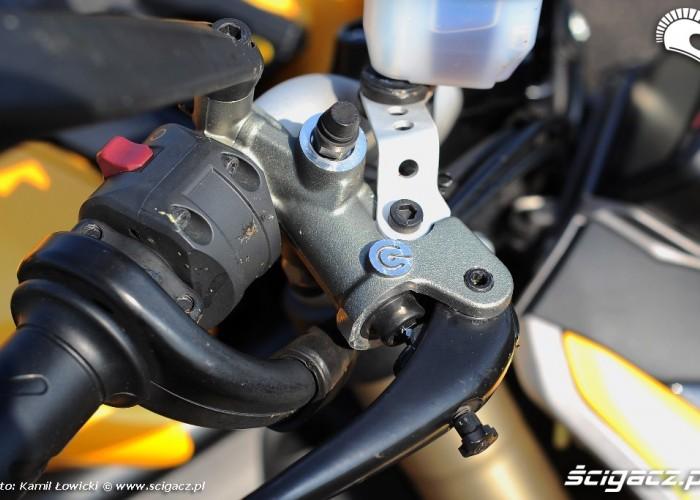 Pompa hamulcowa Ducati Streetfighter 848