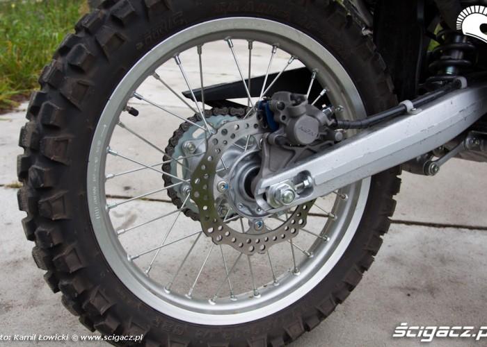kolo tylne Honda CRF 250L