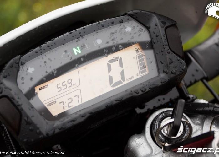 licznik Honda CRF 250L