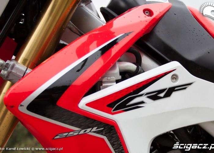 logo Honda CRF 250L