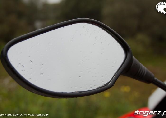 lusterko Honda CRF 250L