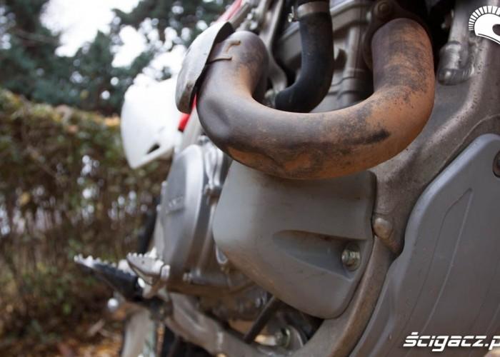 Kolanko Honda CRF 450X