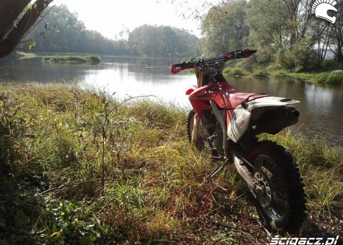Nad woda CRF450X 2012