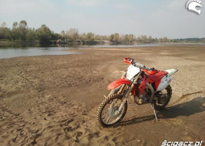 Susza CRF450X 2012