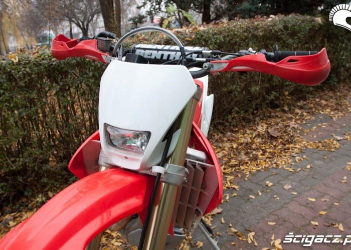 przod Honda CRF 450X
