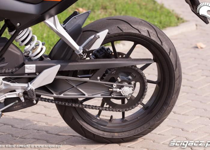 kolo tylne KTM Duke 200 scigacz pl