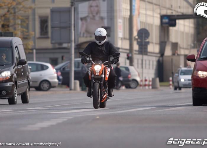 miejski KTM Duke 200 scigacz pl