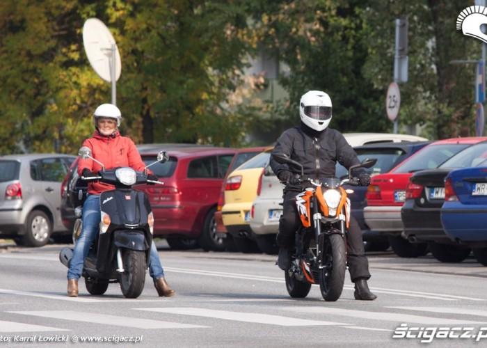 stop KTM Duke 200 scigacz pl
