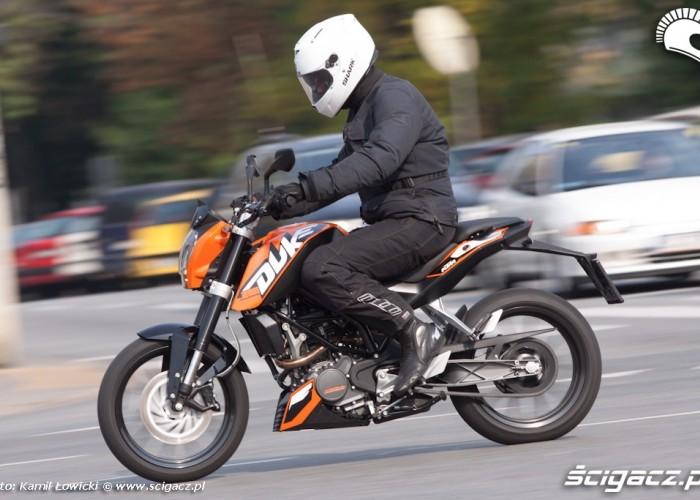 warszawa KTM Duke 200 scigacz pl