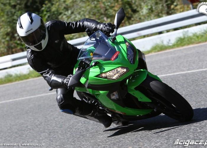 2013 ninja kawasaki prawie jak zlozenie
