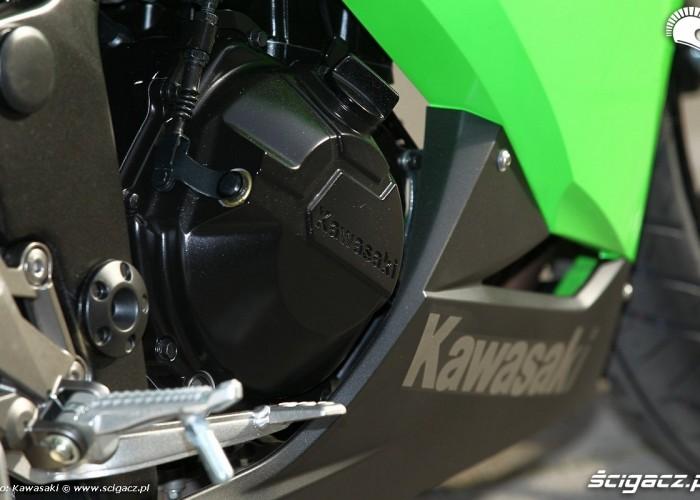 2013 ninja kawasaki silnik
