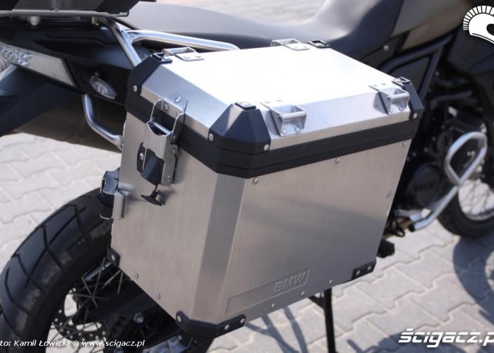 kufer prawy BMW F800GS