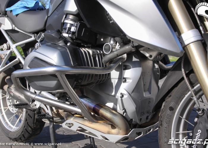 blok silnika BMW R1200GS