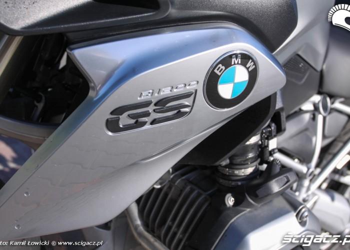 logo gs BMW R1200GS