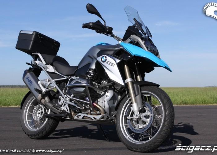 nowe BMW R1200GS