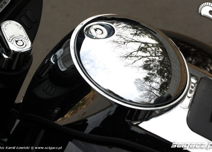 wlew paliwa HD Tri Glide