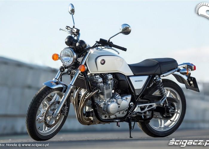 Biala Honda CB1100