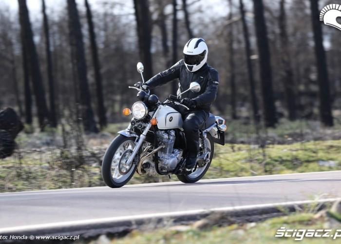 Biala Honda CB1100 2013