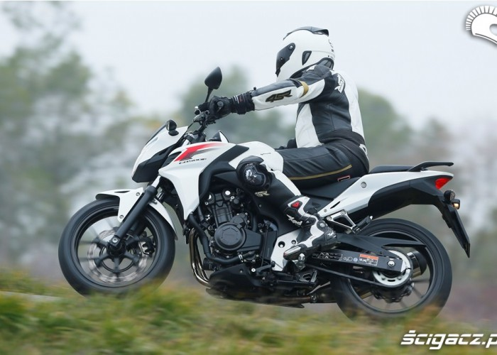 Katalonia Honda CB500F 2013