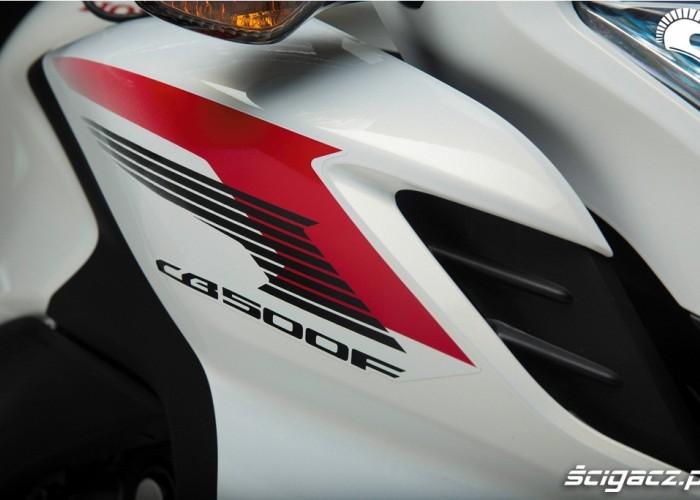 Plastiki Honda CB500F 2013