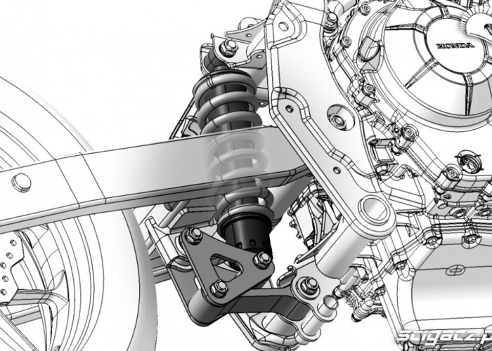 Pro Link Honda CB500F 2013