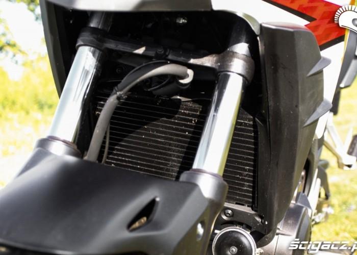 chlodnica Honda CB500AX Scigacz.pl
