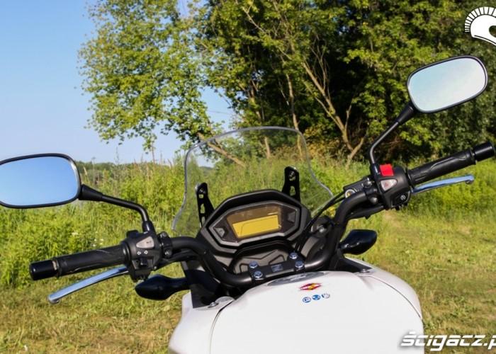 kierownica Honda CB500AX Scigacz.pl