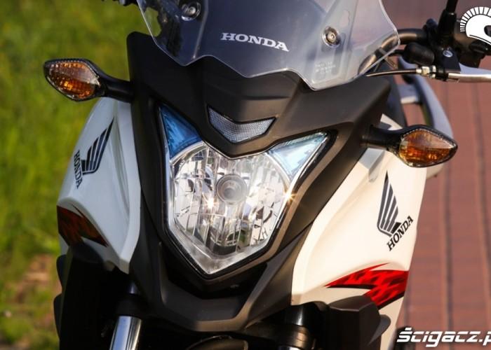 lampa przednia Honda CB500AX Scigacz.pl