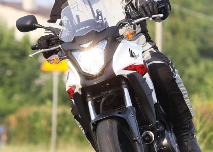 motocykl Honda CB500AX Scigacz.pl