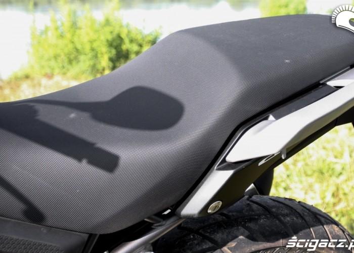 siedzenie Honda CB500AX Scigacz.pl
