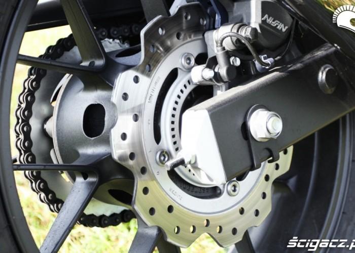 tarcza tyl Honda CB500AX Scigacz.pl