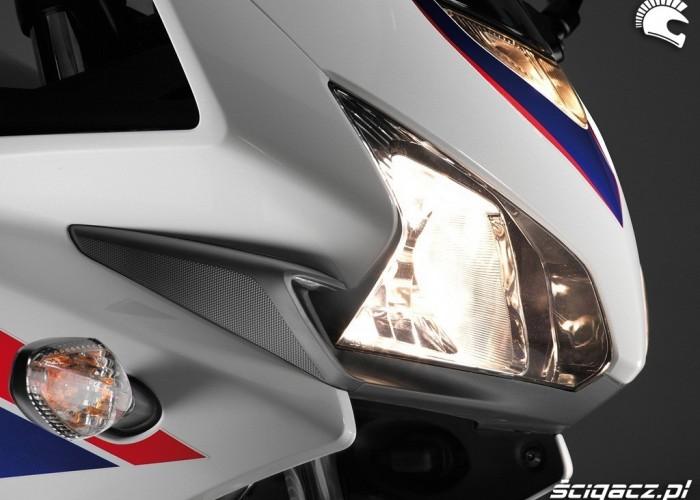 Czacha Honda CBR500R