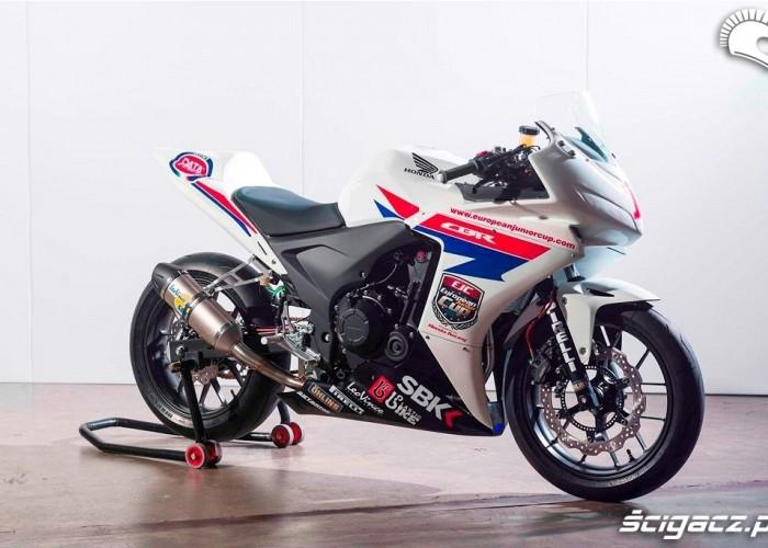 EJC nowa Honda CBR500R 2013
