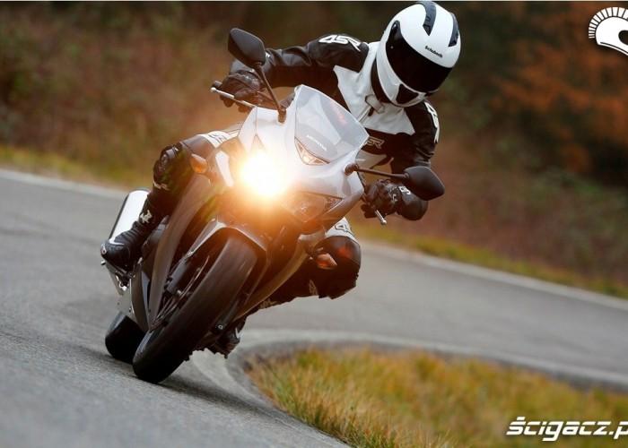 Hiszpania Honda CBR500R 2013