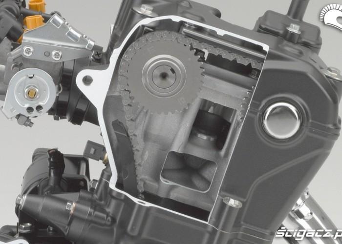 Lancuch rozrzadu Honda CBR500R