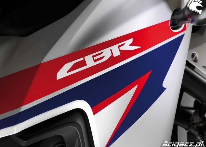Malowanie Honda CBR500R