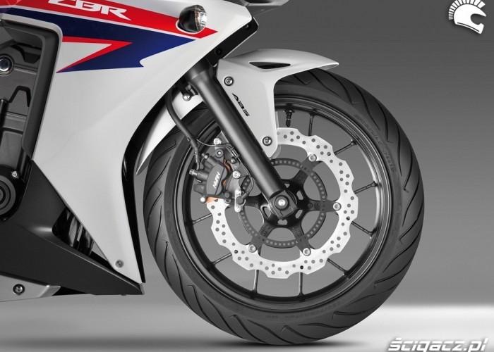 Przednie kolo Honda CBR500R